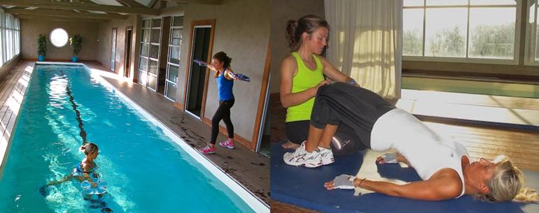 Natation et gym