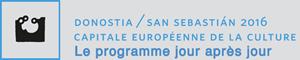 Agenda Donostia 2016