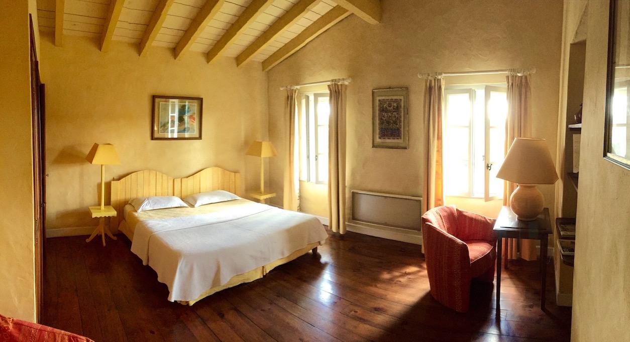 chambre jaune irigoian