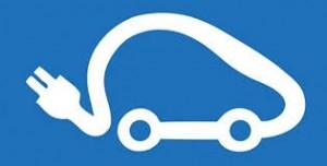 Logo recharge voiture électrique