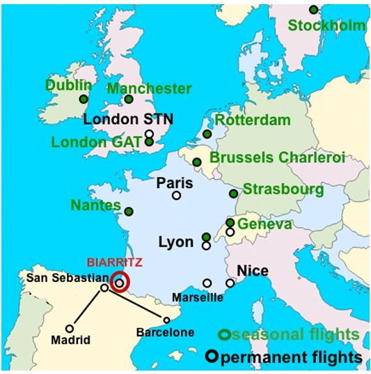Venir à Irigoian, Biarritz, Pays Basque, France