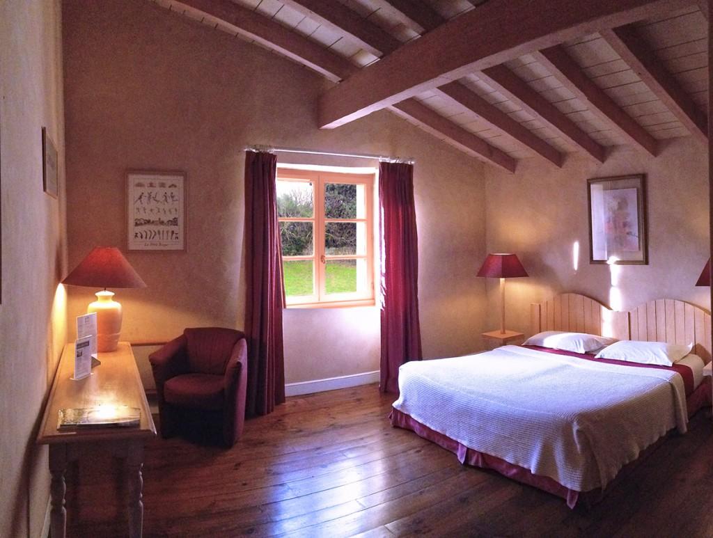 Photo de la chambre rose en relation avec la thématique couleur rose