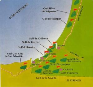 11 golfs
